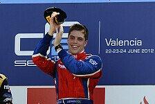 GP2 - Erste zwei Runden waren der Schl�ssel: Luiz Razia