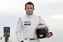 Mehr Motorsport - Im Maserati des Swiss Team: Klien startet bei Superstars International Series