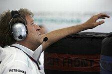 Formel 1 - Testergebnisse vielversprechend: Haug: Neue Teile vielleicht schon am Wochenende