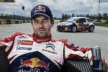 WRC - X-Games-Sieg spornt den Weltmeister an: Loeb zieht Rallycross in Betracht