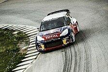WRC - Einschlag und �berschlag: X-Games: Unf�lle �berschatten Loeb-Sieg