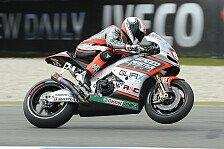 MotoGP - So muss es weitergehen: Pasini schnupperte an CRT-Spitze