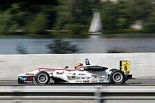 Formel 3 EM - Gro�e Entt�uschung : Pascal Wehrlein