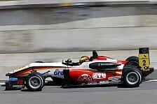 F3 Euro Series - Hoffnung auf Besserung: M�ller mit Problemen am Norisring