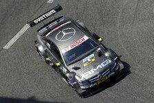 DTM - Haug: Beste Ausgangsbasis für Mercedes