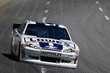 NASCAR - Vorjahressieger Kyle Busch wurde Zweiter: Jimmie Johnson holt Kentucky-Pole