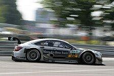 DTM - Geradewegs ins Unbekannte: Saisonausblick 2013: Mercedes