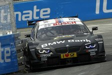 DTM - Training: Spengler holt Bestzeit