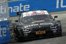 DTM - Audi stark, Mercedes hinterher: Training: Spengler holt Bestzeit
