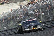 DTM - Mit 80 Grad nicht 100 Prozent: Schumacher verpasst Q4 knapp