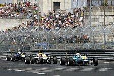 Formel 3 EM - Jagd auf Juncadella: Wehrlein: Tabellenspitze im Visier