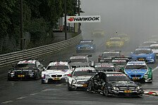 DTM - DTM-Action in Franken: Video - Streckenvorstellung Norisring