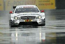 DTM - Ekstr�m verhindert Mercedes-Finale: Green f�ngt Spengler ab