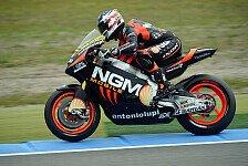 MotoGP - In Indy k�nnte er auf Aprilia sitzen: Edwards und seine Schei�-Maschine