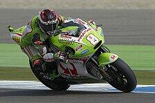 MotoGP - Elias startet f�r Pramac: Barbera mit gebrochenen R�ckenwirbeln