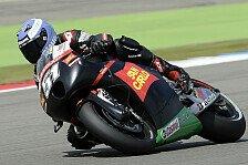 MotoGP - Eine fast unbrauchbare Session: Regentraining endet mit Pirro-Bestzeit
