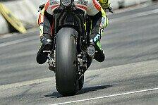 MotoGP - Reifenwahl ein Balanceakt: Aragon: Asymmetrischer Bridgestonereifen verf�gbar