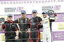 WS by Renault - Bilder: Deutschland - 6. & 7. Lauf