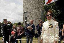 Formel 1 - Zweifacher Weltmeister als Fahrervertreter: Emerson Fittipaldi Steward in Austin