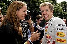 Formel 1 - Abwechslung muss sein: Videos - Red Bull beim Goodwood Festival of Speed