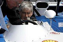 Formel 1 - Show-Run in Spanien: Damon Hill steigt wieder ins F1-Cockpit