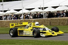 Formel 1 - Bilder: Goodwood Festival of Speed 2012