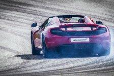 Auto - Bilder: McLaren MP4-12C Spider