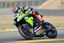 Superbike - Panigale verliert erstes �l: Sykes beschlie�t Test als Schnellster