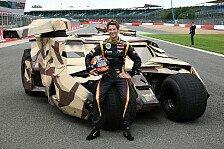Formel 1 - Von P22 auf Rang sechs im Ziel: Grosjean: H�llenritt in Silverstone