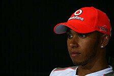 Formel 1 - Hamilton ist gespannt auf McLaren-Updates