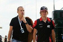 Formel 1 - Kontinuierliche Steigerung angepeilt: Panis: F�r Pic l�uft es bei Caterham sehr gut