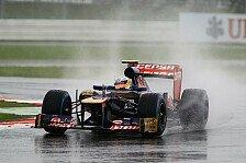 Formel 1 - Vergne muss ganz nach hinten: Toro Rosso: Top-10 w�ren drin gewesen