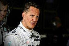 Formel 1 - Motorradfahrer verletzt: Verkehrsunfall: Anzeige gegen Schumacher