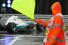 Formel 1 - Das leidige Thema: Gelbe Flaggen