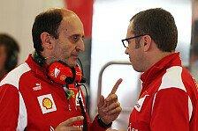 Formel 1 - Gleich ein ganzes Techniker-Rudel nach Viry: Marmorini: Nach Ferrari zu Renault?