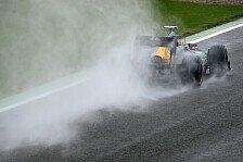 Formel 1 - Kovalainen: Der nasseste Tag seit langem