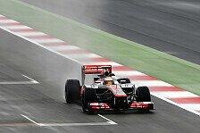 Formel 1 - Ausreichend Testkilometer gesammelt: Hamiltons Valencia-Motor intakt