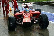 Formel 1 - Noch weniger zu sagen als sonst: Alonso: Schade um den Frontfl�gel