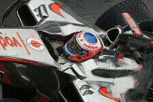 Formel 1 - Downforce �ber alles: Button: Mit Updates zur�ck an die Spitze