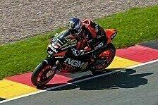 MotoGP - Die Weiterentwicklung eines Problemfalls: Edwards: Stier mit Kopfweh und Giftefeu im Arsch