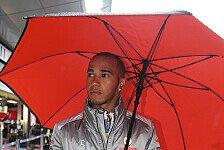 Formel 1 - Hoffen auf ein Regen-Rennen: McLaren hat ein Reifen-Problem