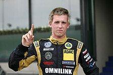 Formel 3 Cup - Zwei �sterreicher liefern die gr��te Rennaction: Eriksson mit nie gef�hrdeten Start-Ziel-Sieg