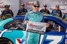 NASCAR - Tony Stewart muss ans Ende des Feldes: Matt Kenseth holt erste Daytona-Pole