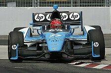 IndyCar - Viel schneller als die Vorjahres-Pole: Pagenaud in Edmonton Auftaktschnellster