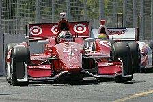 IndyCar - Drittes Training geht an Dixon: Toronto: Ganassi-Dominanz geht weiter