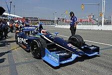 IndyCar - Pagenaud steigert sich in Session zwei: Franchitti beh�lt die Nase vorn