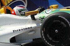 IndyCar - Dixon dominiert das Warm-Up: Session f�nf: F�nfmal Ganassi