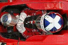 IndyCar - Dauerrivale Power knapp geschlagen: Franchitti in Toronto auf Pole-Position