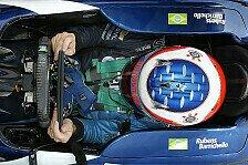 Formel 1 - Barrichello: F1 war für mich zu früh beendet