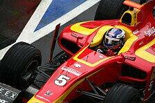 GP2 - Premiere f�r jungen �sterreicher: Racing Engineering mit Leimer, Binder, Melker